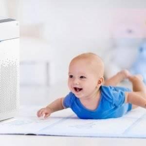 Bebek Ve çocuk Odalarında Hava Kalitesinin önemi