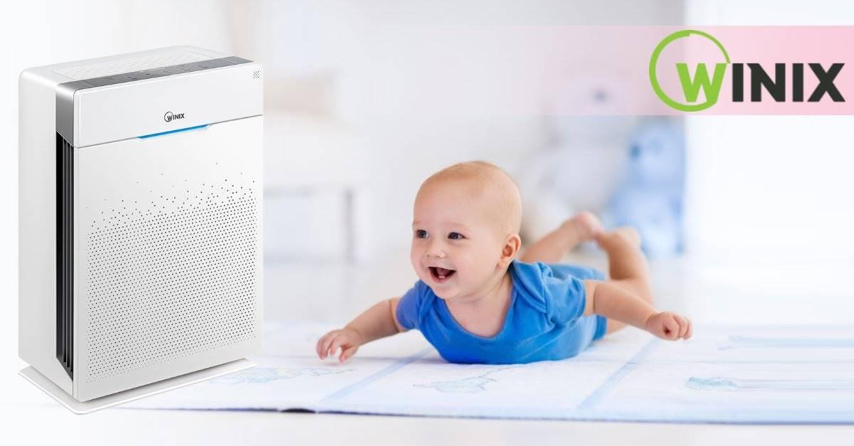 Bebek Sağlığı Için Winix Hava Temizleme Cihazları