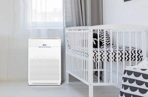 Winix zero, hava temizleme cihazı, bebek odaları için.