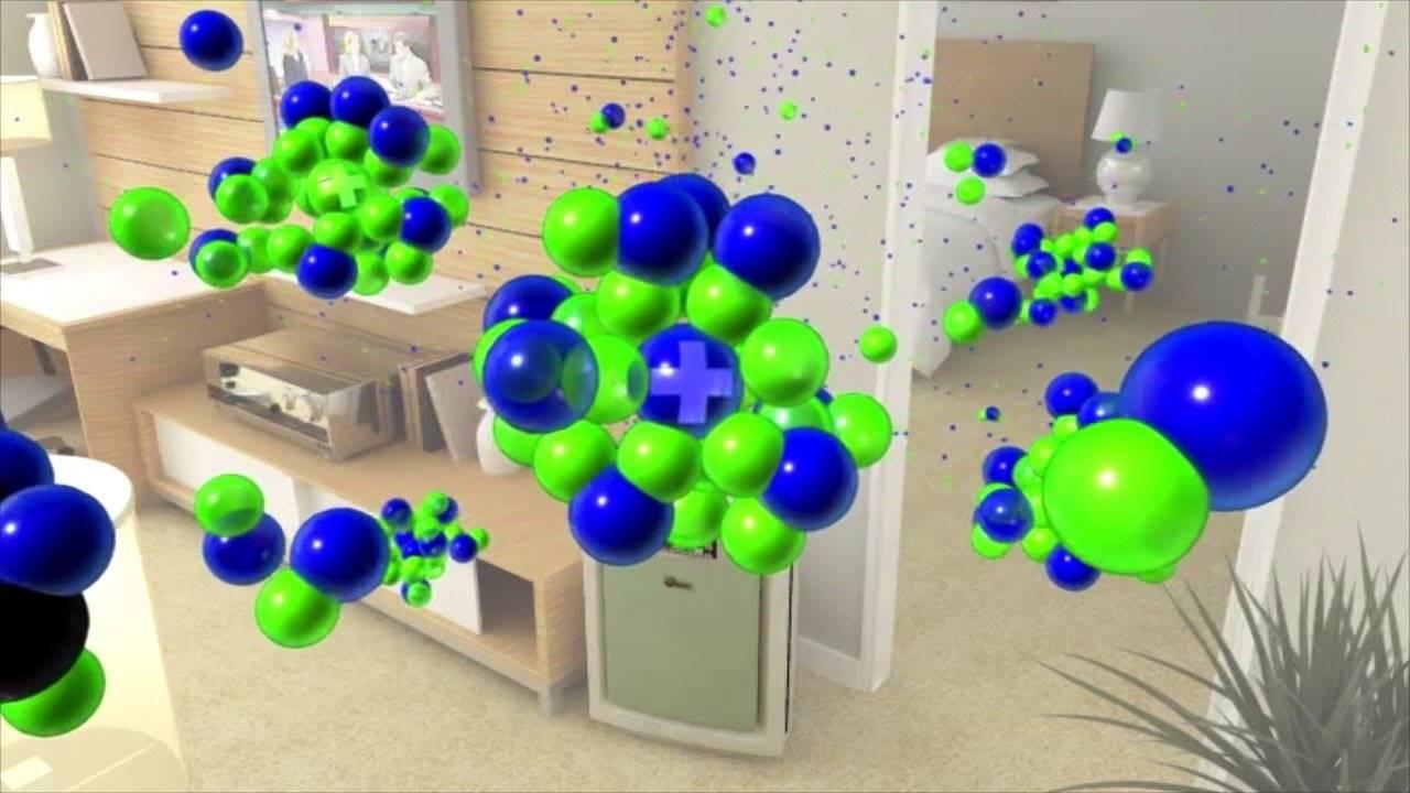 Winix PlasmaWave Teknolojisi Virüs, Bakteri, Mikrop, Kokular Ve Kimyasal Gazlarla Mücadele Eder.