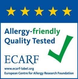 """ECARF - Alerji Araştırma Merkezi """"alerji dostu"""" sertifikası"""