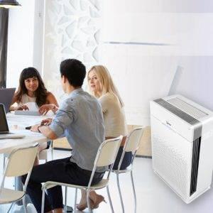 Ofislerde Hava Temizleme Cihazı Kullanın. Sağlıklı Ve Verimli Bir çalışma Alanınız Olsun!