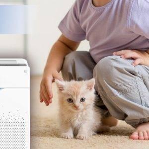 Evcil Hayvan Alerjisi Olanların Dostu Winix Zero+ Hava Temizleme Cihazı
