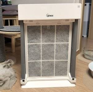 Winix hava temizleme cihazı, toz alerjisine karşı çözüm üretir.
