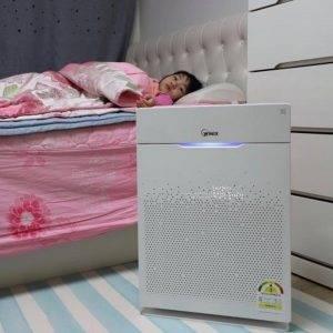 Bebek ve çocuk sağlığı için temiz hava önemlidir. Hava kalitesini arttırmak için Winix hava temizleme cihazlarını kullanabilirsiniz.