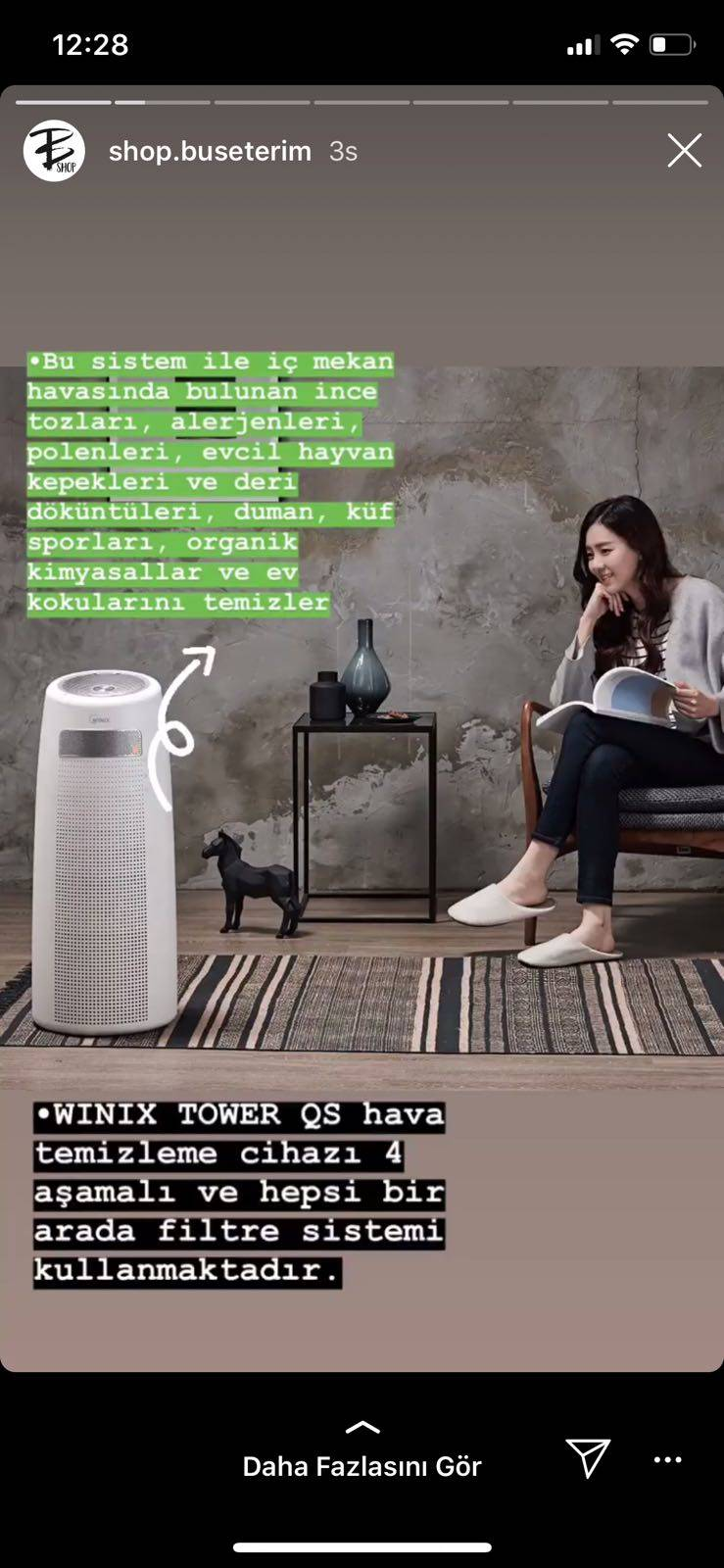 Sağlıklı Yaşam Için Winix Hava Temizleme Cihazları Kullanabilirsiniz.
