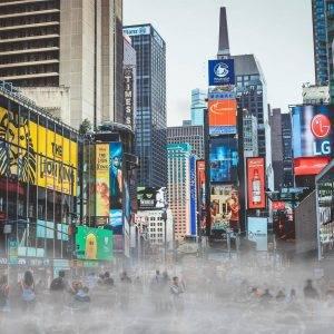 Eğer Hava Kirliliği Tam Görünür Olsaydı Metropoller Nasıl Gözükürdü?
