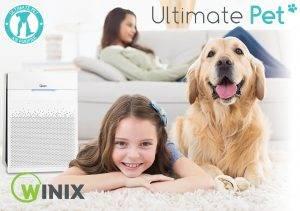 Winix hava temizleyiciler ile hayvan alerjisine son