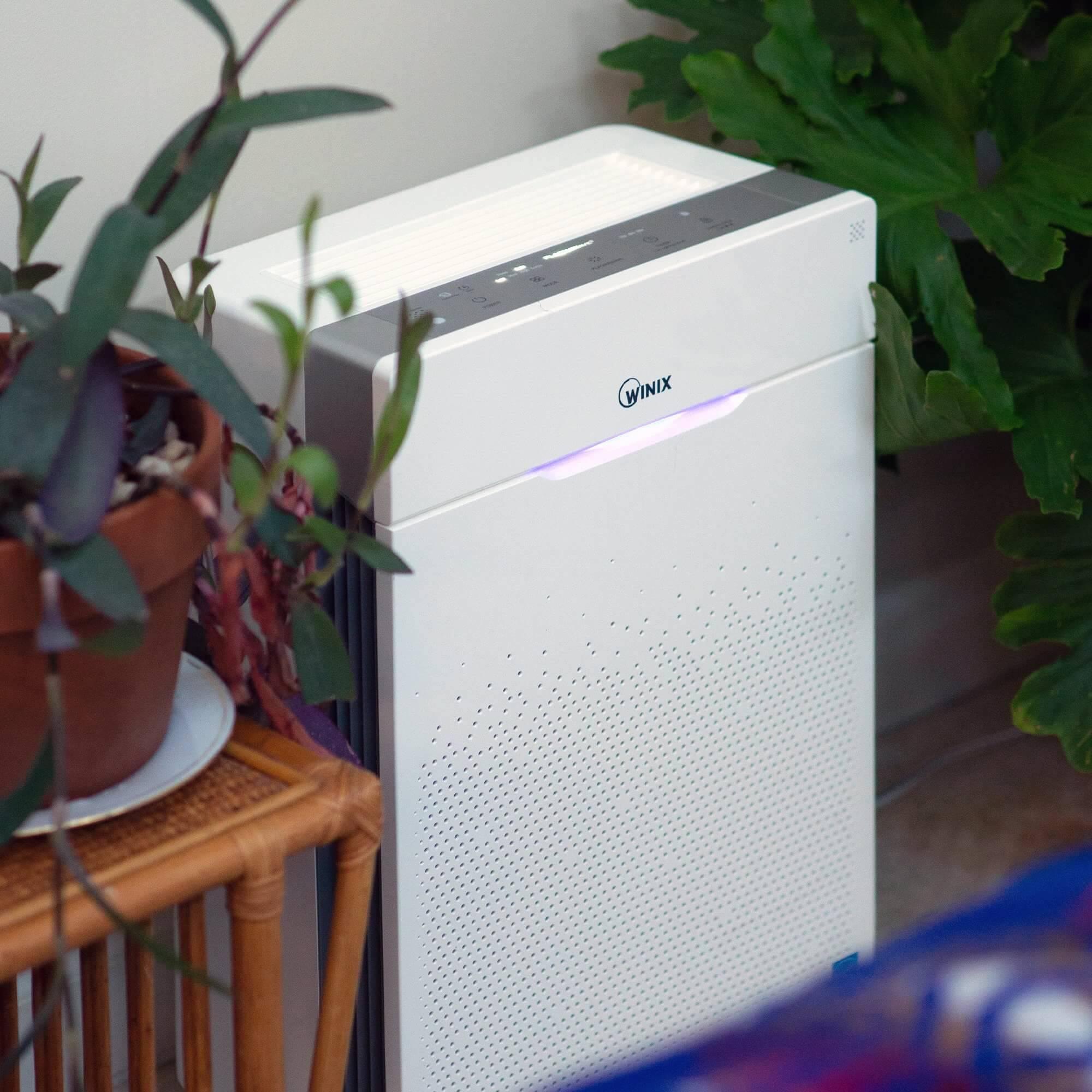 Winix hava temizleme cihazı ile temiz hava soluyun.