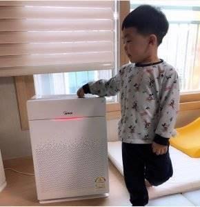 İyi hava kalitesi için Winix hava temizleyici