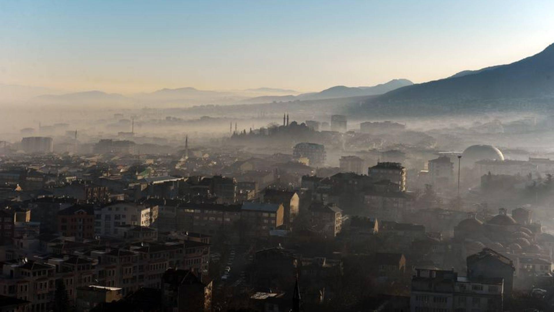 Hava Kirliliği önde Gelen ölüm Nedenleri Arasında