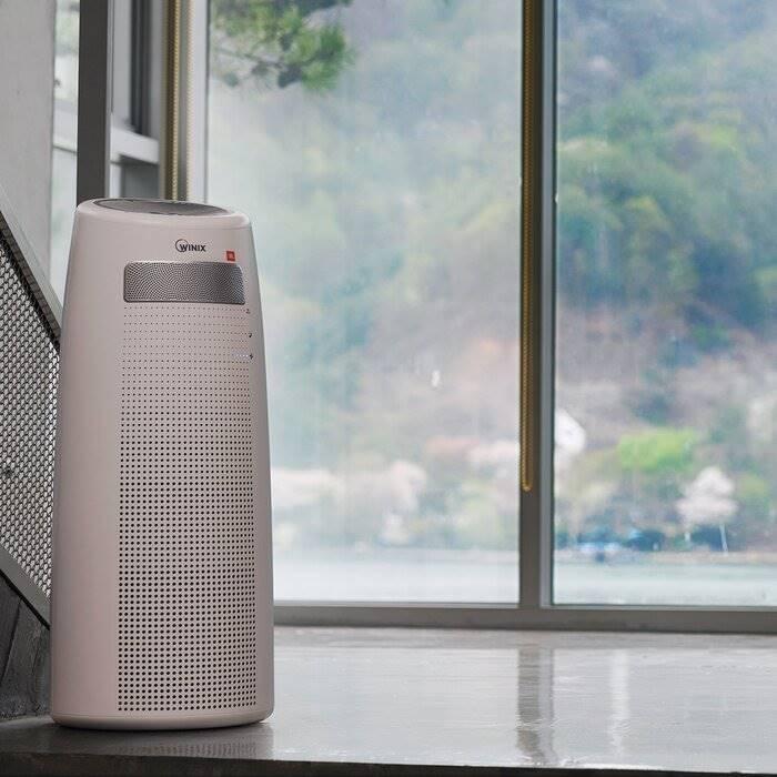 Winix+QS+Air+Purifier+with+JBL+Speaker