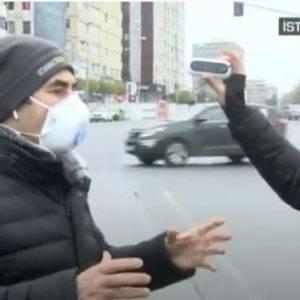 Humai Hava Kalitesi ölçüm Cihazımız CNN Türk Ekranlarında!
