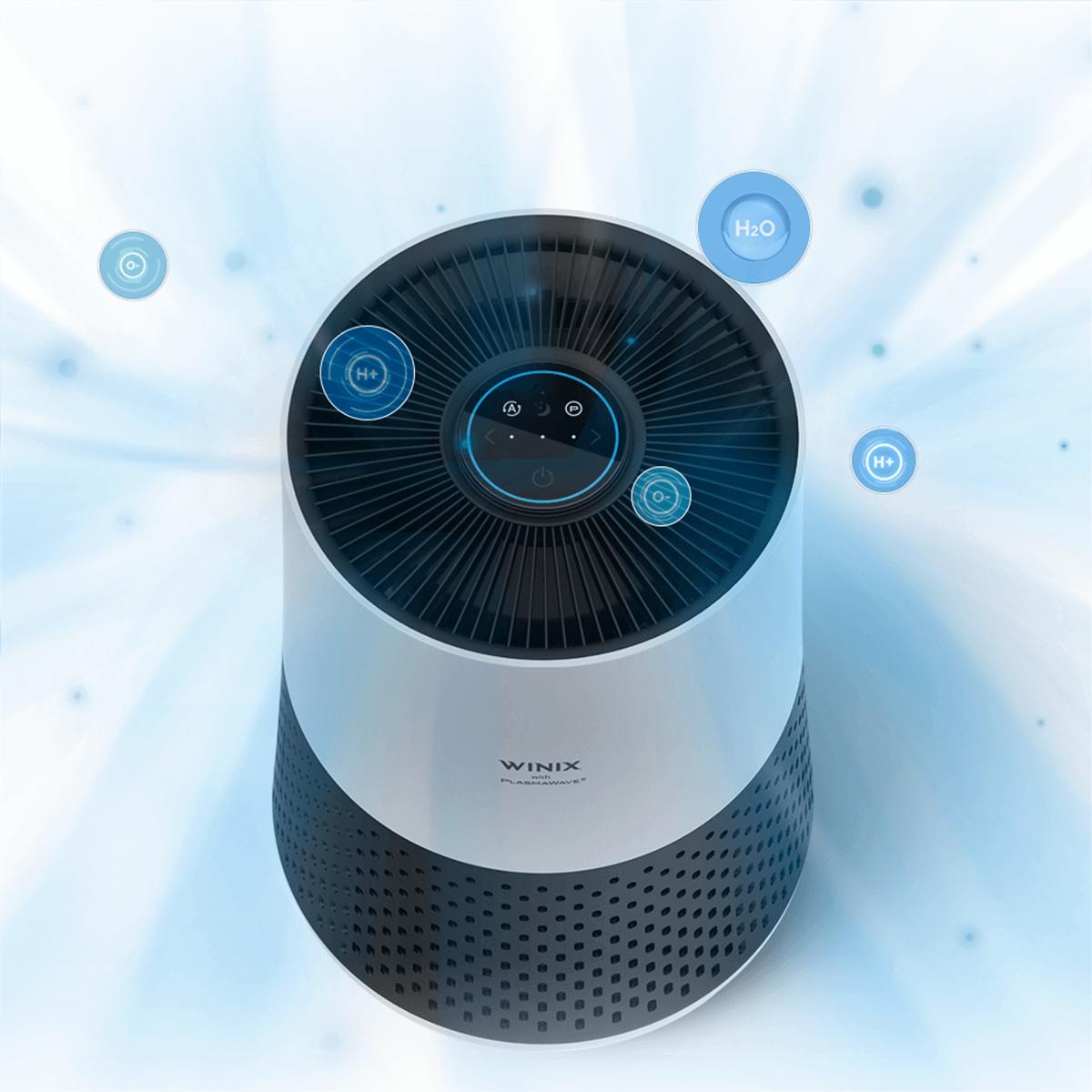 Winix zero compact hava temizleme cihazı plasmawave