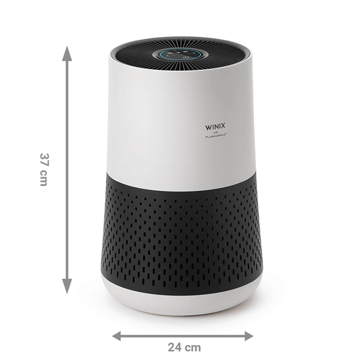 Winix zero compact hava temizleme cihazı boyutlar